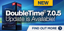 DoubleTime 7.0.5 Now Available