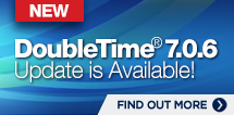 DoubleTime 7.0.6 Now Available