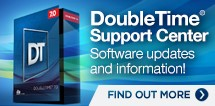 DoubleTime Support Center