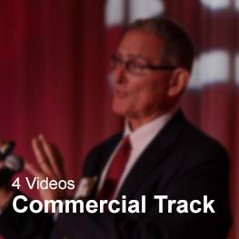 Commercial Track - 4 Videos