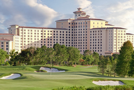 Hilton Orlando Bonnet Creek Resort