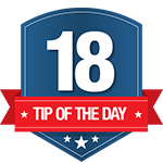 Cybersecurity Tip 18