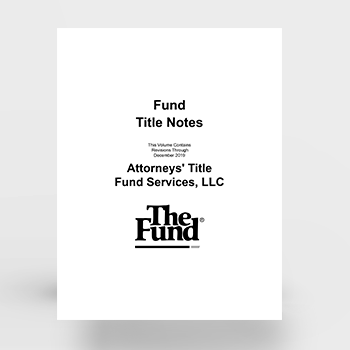 Title Notes 2019 (Download)