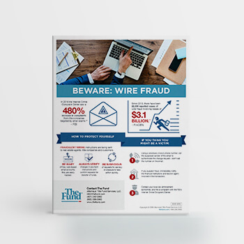 Beware: Wire Fraud (Download)