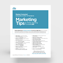 COVID-19 25 Marketing Tips (Download)